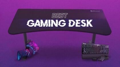 Best Gaming Desks for your needs [2021 Guide]