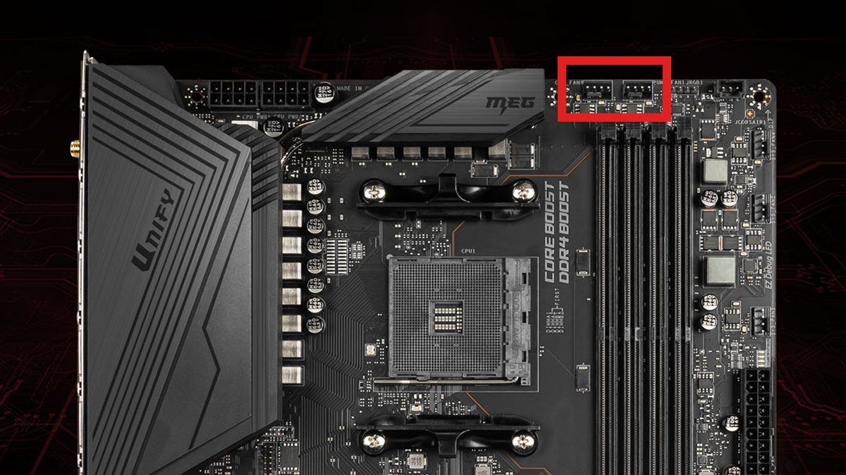 CPU FAN vs. CPU OPT (When to use which)