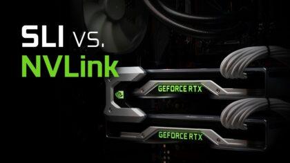 NVLink vs. SLI and Multiple GPUs – Is it worth it?