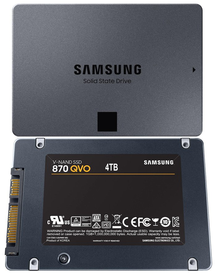 Samsung QVO SSD