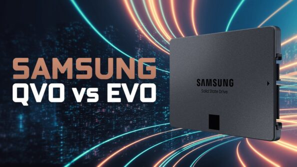 Samsung EVO vs QVO SSDs Compared – Which one's better?