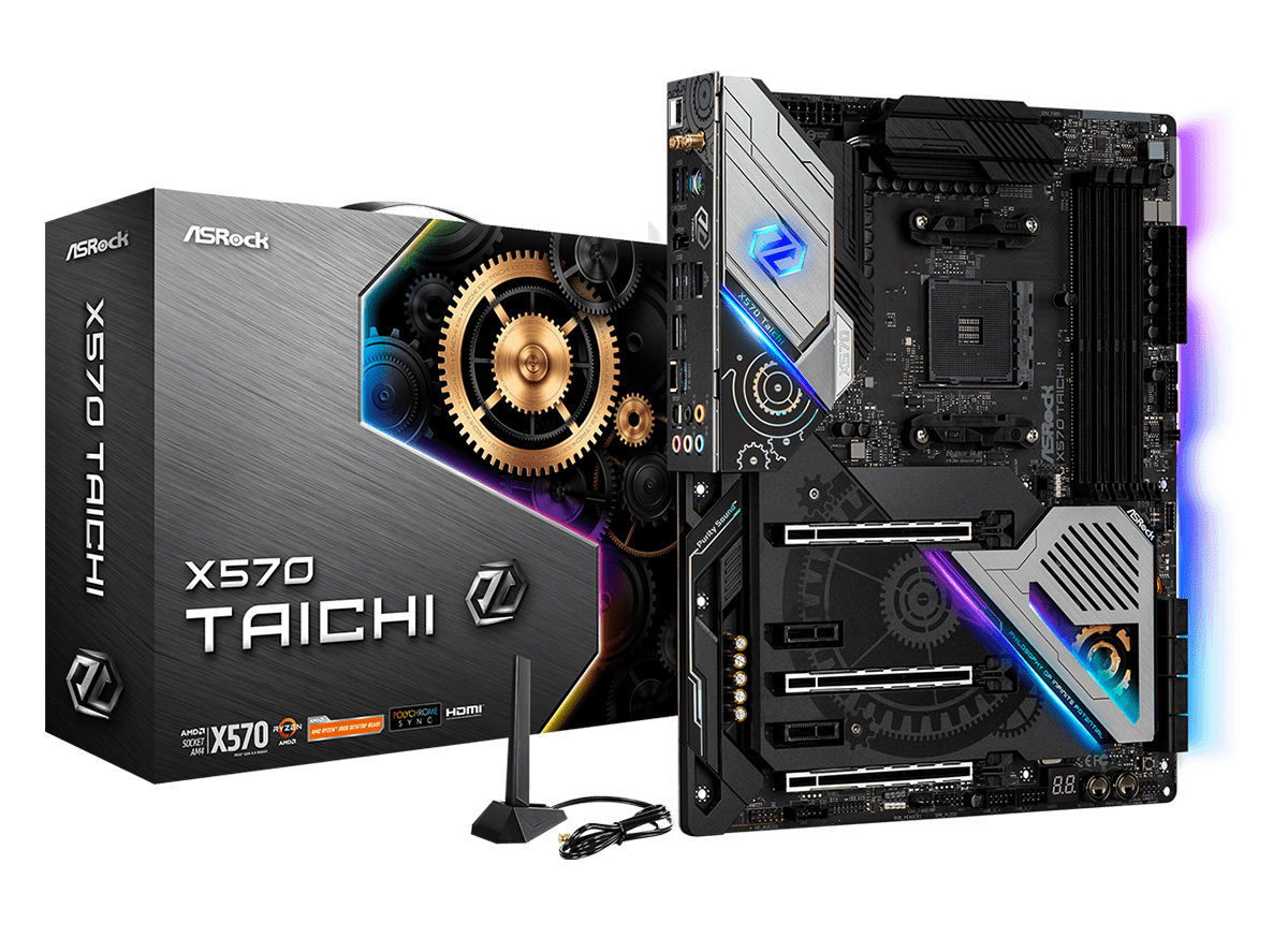 One of the best Motherboard Brands - Asrock Taichi