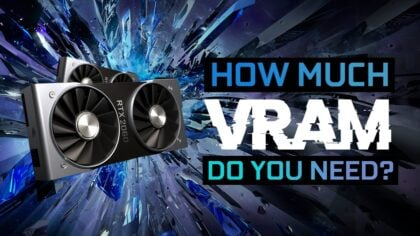 How much VRAM do you need? Professional and Gaming Workloads explored