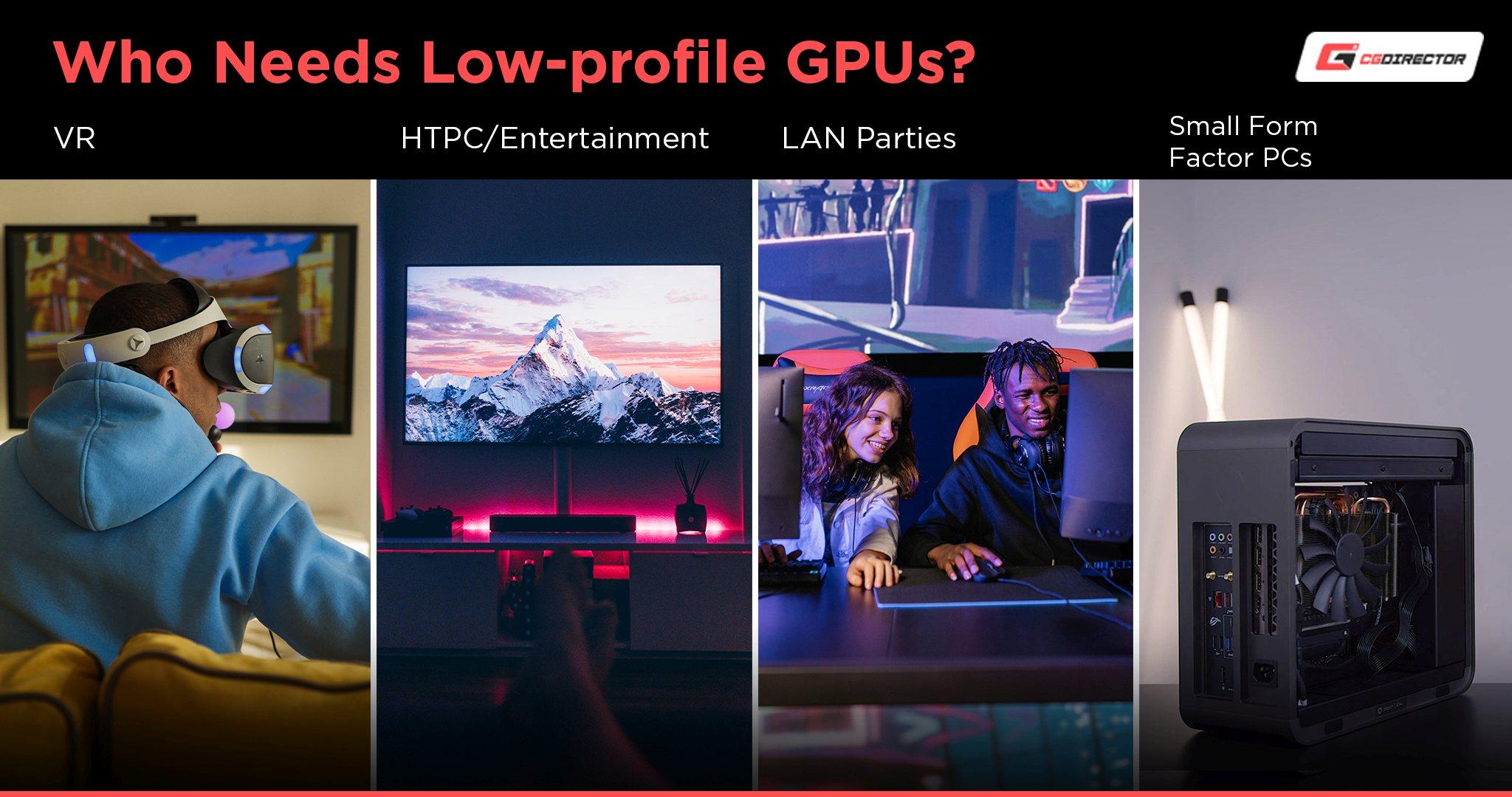 Who needs low profile GPUS