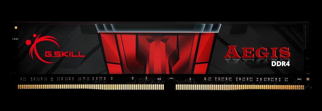 Low Profile G.Skill Aegis Memory (RAM)