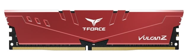 Low Profile RAM from TEAMGROUP T-Force Vulcan Z