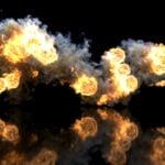 ExplosiaFX Particle Curl