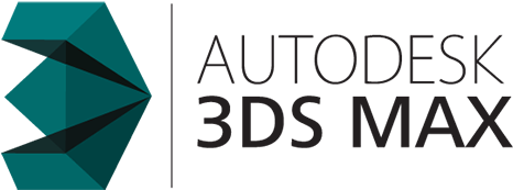 3D Modeling Software 3dsmax Logo