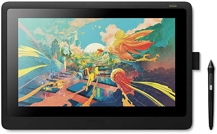 Wacom Cintiq Graphic Tablet for ZBrush