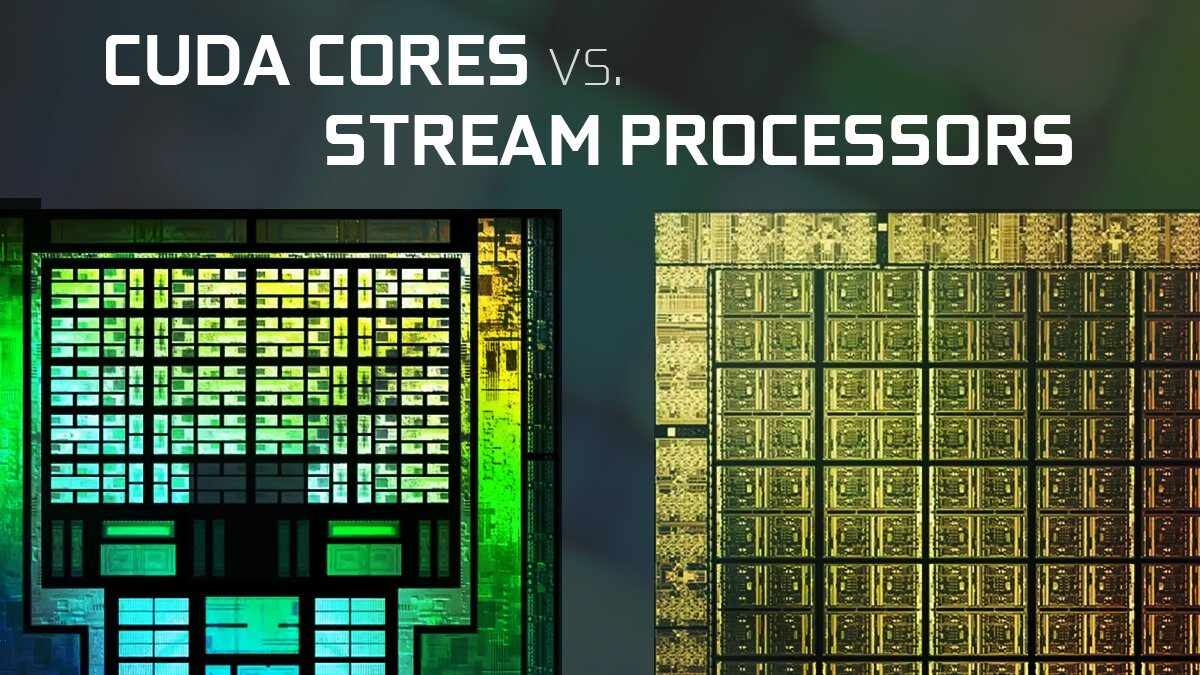 CUDA Cores vs. Stream Processors (And other GPU Cores Explored)