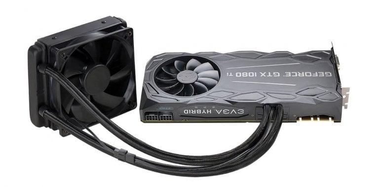 EVGA GPU Hybrid AIO Cooling
