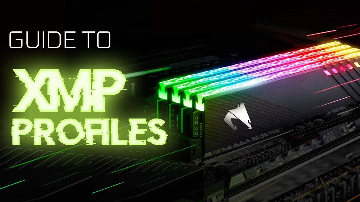 Guide to XMP Memory Profiles – How to set XMP Profiles in your BIOS