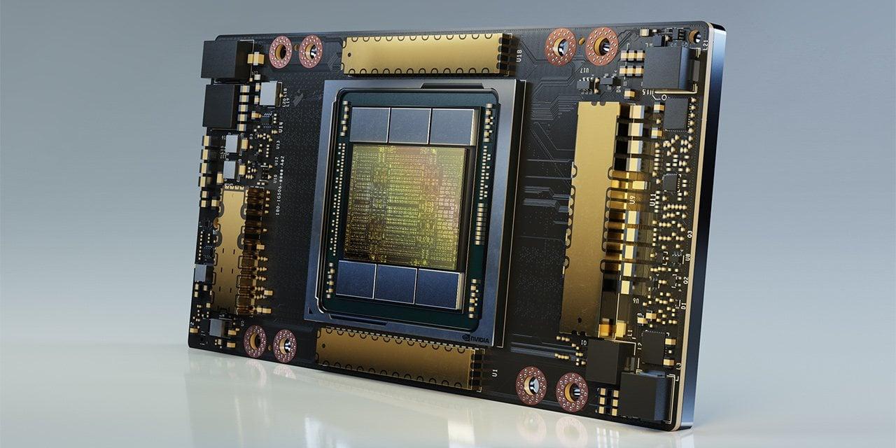 Nvidia Architecture GPU Core PCB