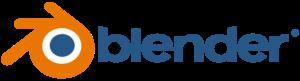 3D Modeling Software Blender Logo