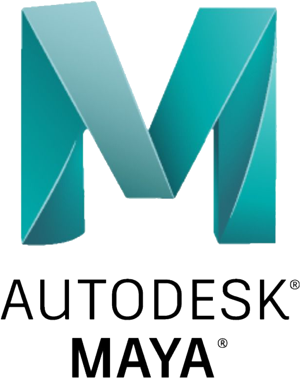 3D VFX Software Autodesk Maya Logo
