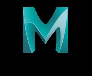 3D Scultping Software Mudbox Logo