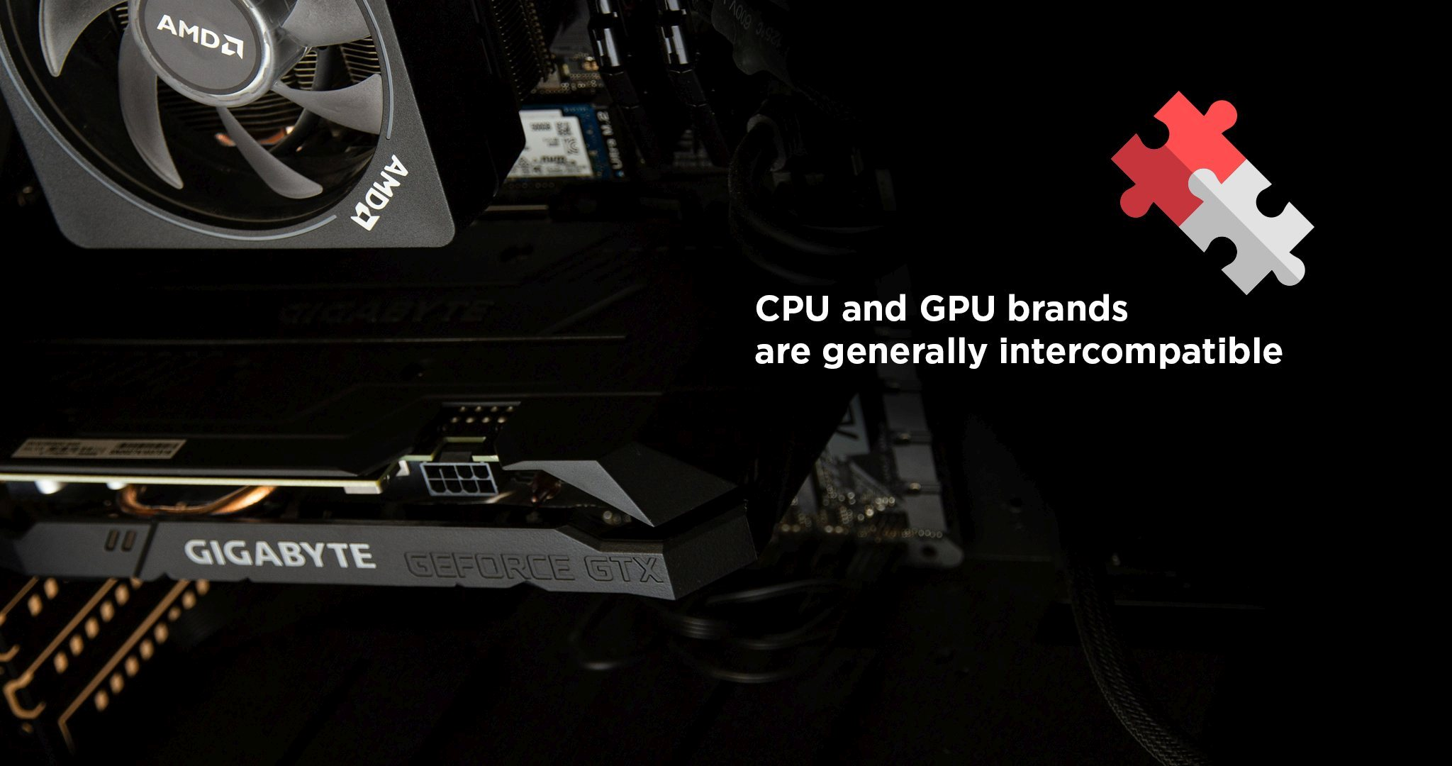 Are Nvidia GPUs compatible with AMD CPUs