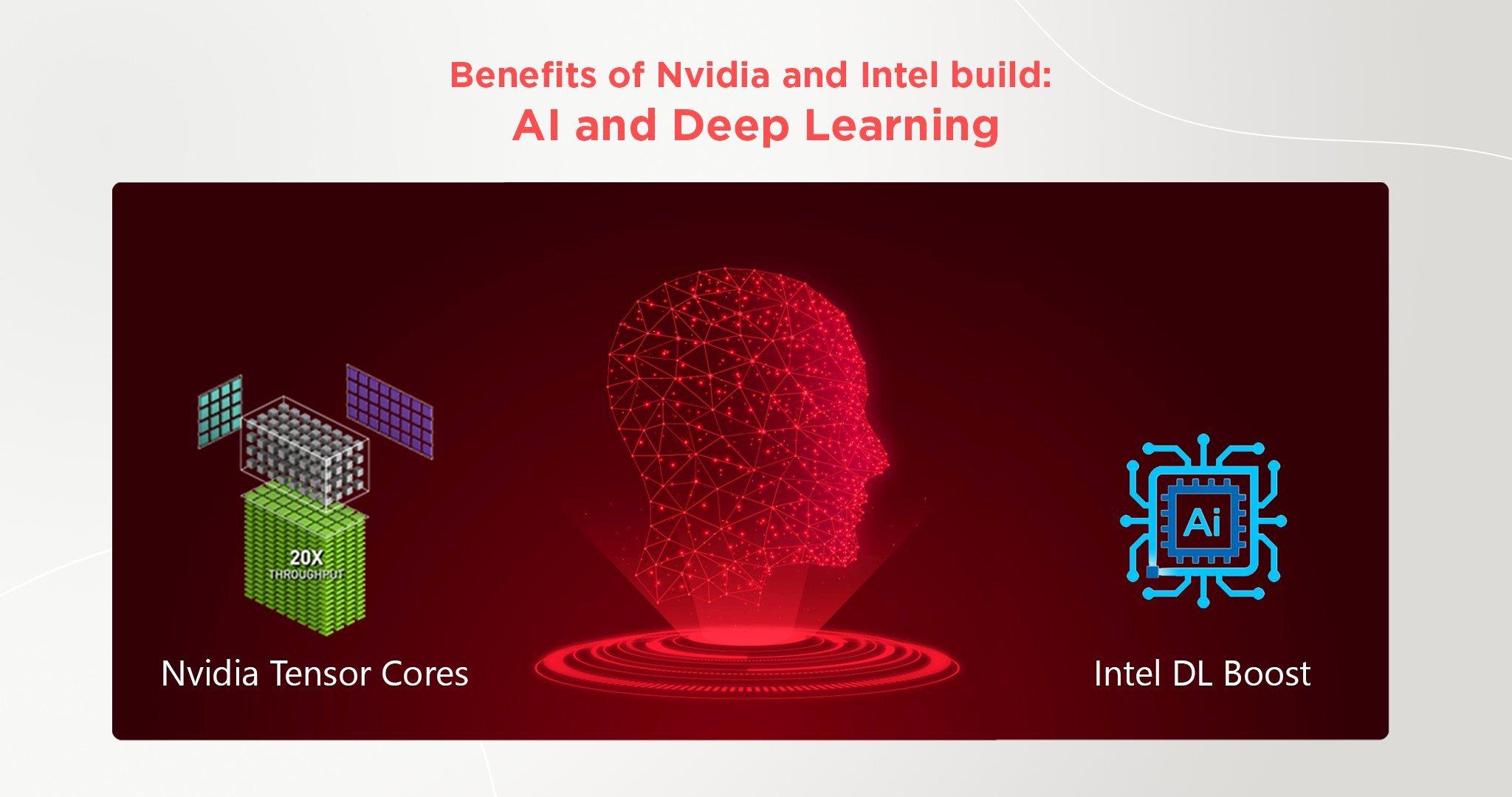 Benefits of Nvidia Intel build
