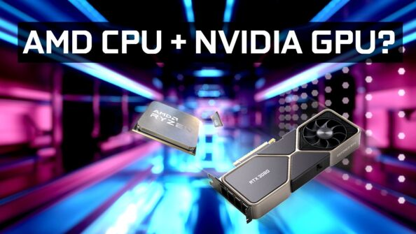 Can You Use Nvidia GPUs with an AMD CPU?