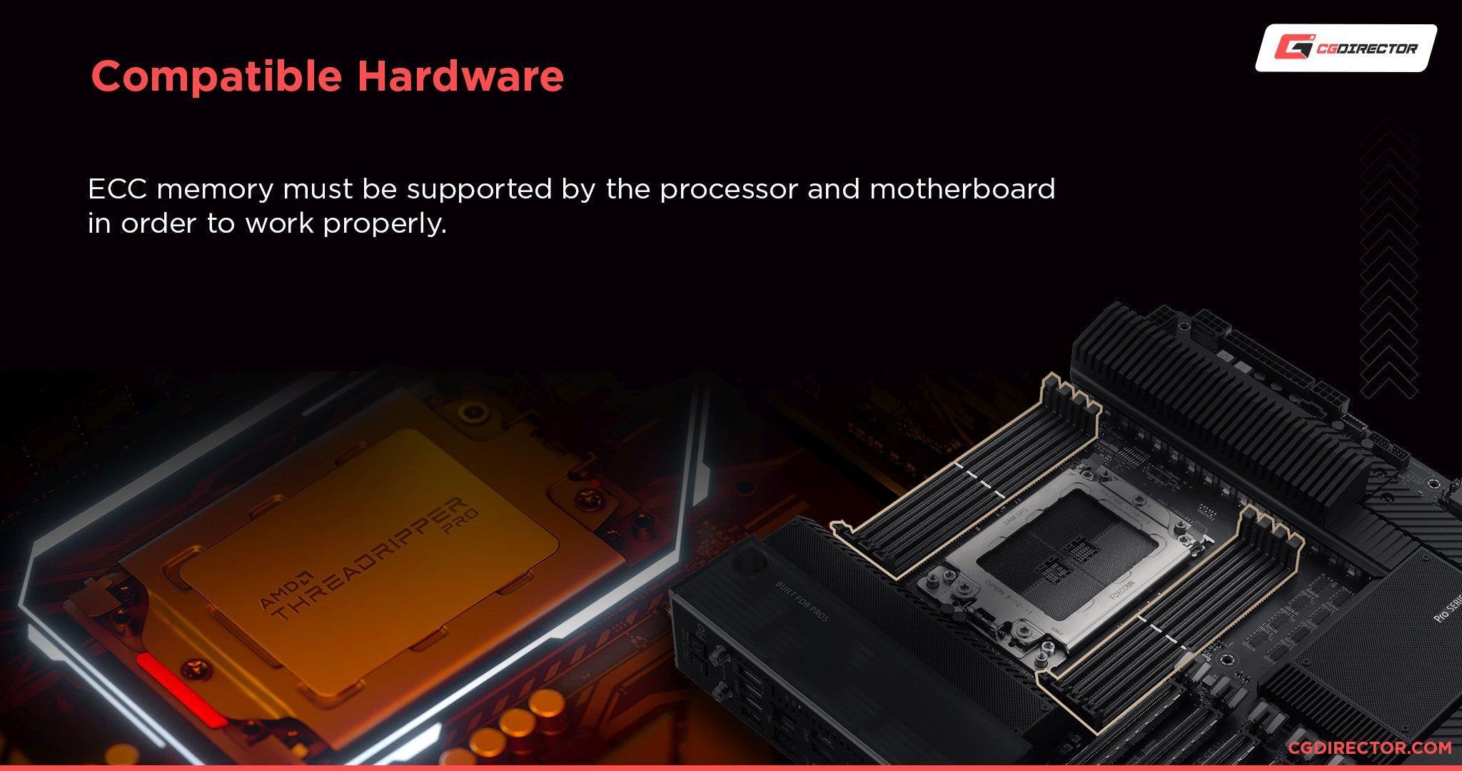 ECC Memory - Compatible Hardware