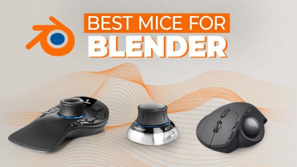 Best Mice For Blender