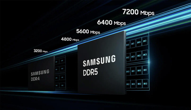 DDR generational upgrade