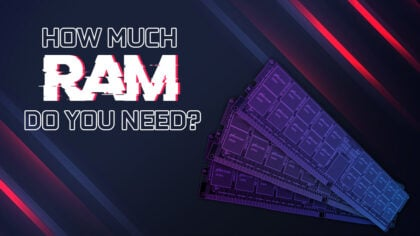 How Much RAM (Memory) Do You Need? Different Workloads explored