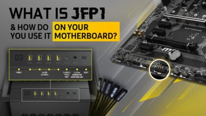 What Is JFP1 And How Do You Use It On Your Motherboard?
