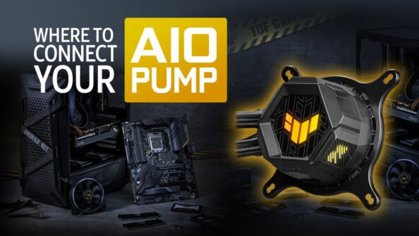 Where do you Connect Your AIO Pump on your Motherboard?
