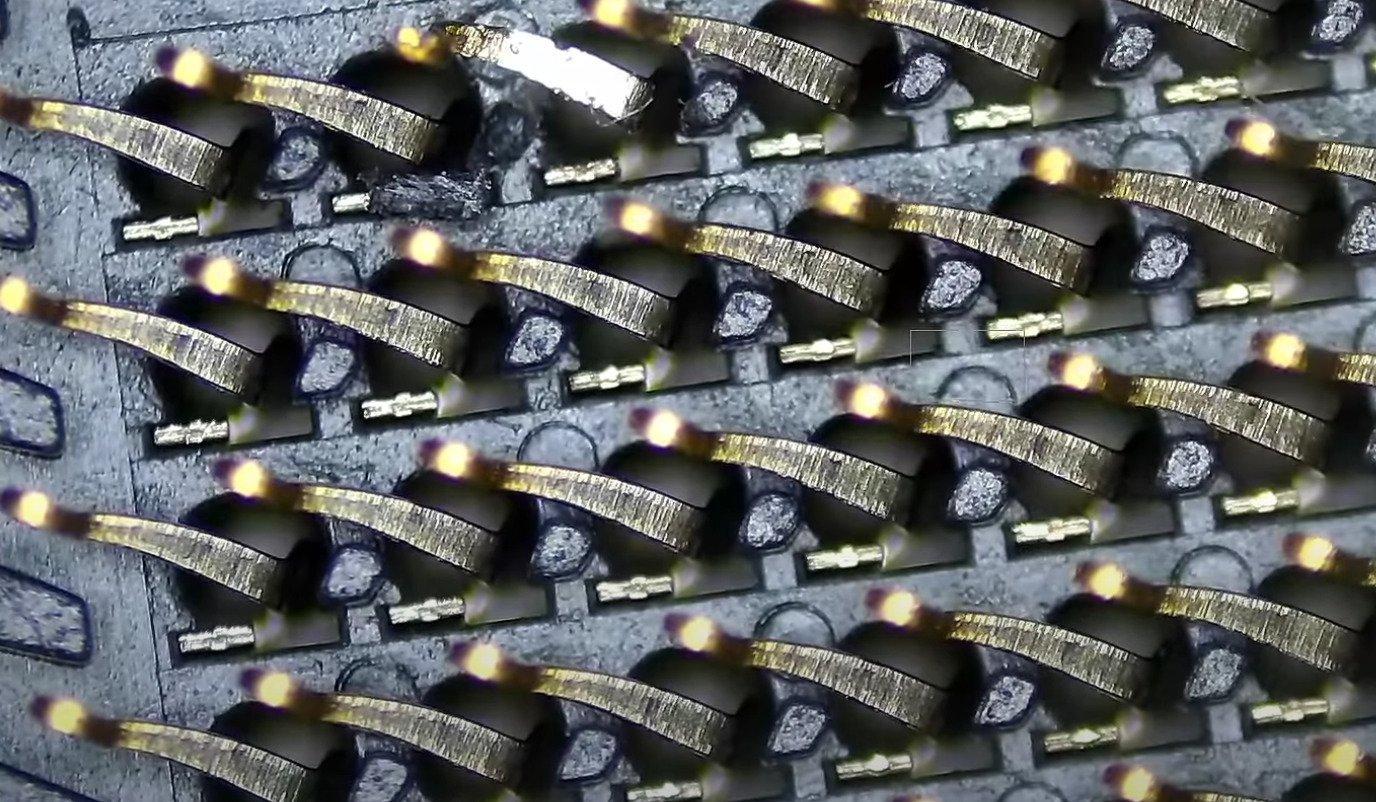 Bent Z390 LGA Pins (Northridge Fix)