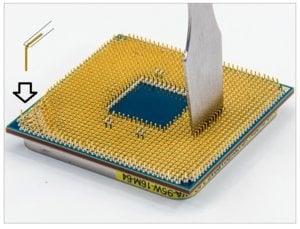 Fixing Bent Pins on AMD's Ryzen PGA CPUs - Comment Thread | Hardware Canucks
