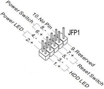 JFP1 Connector