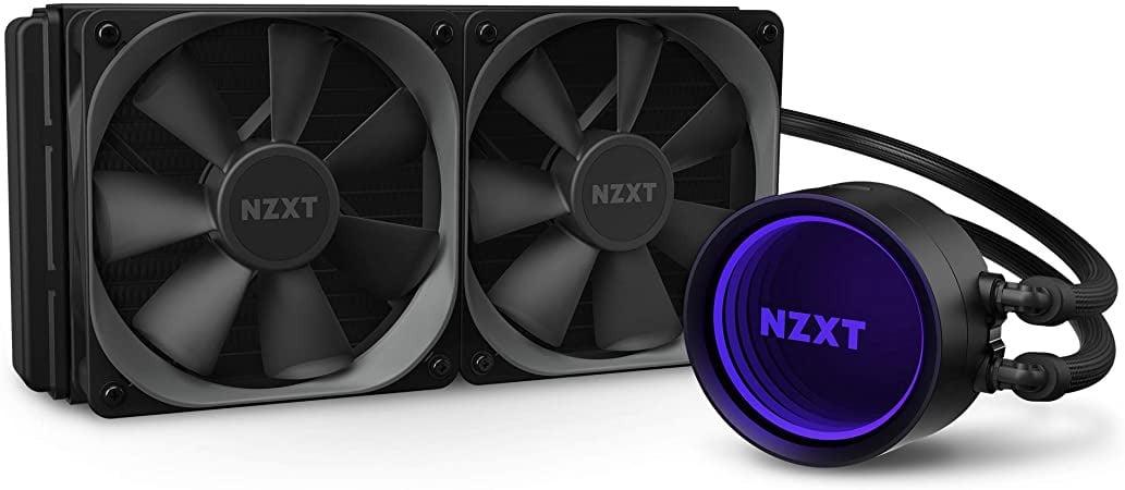 NZXT 280mm AIO RGB CPU Liquid Cooler