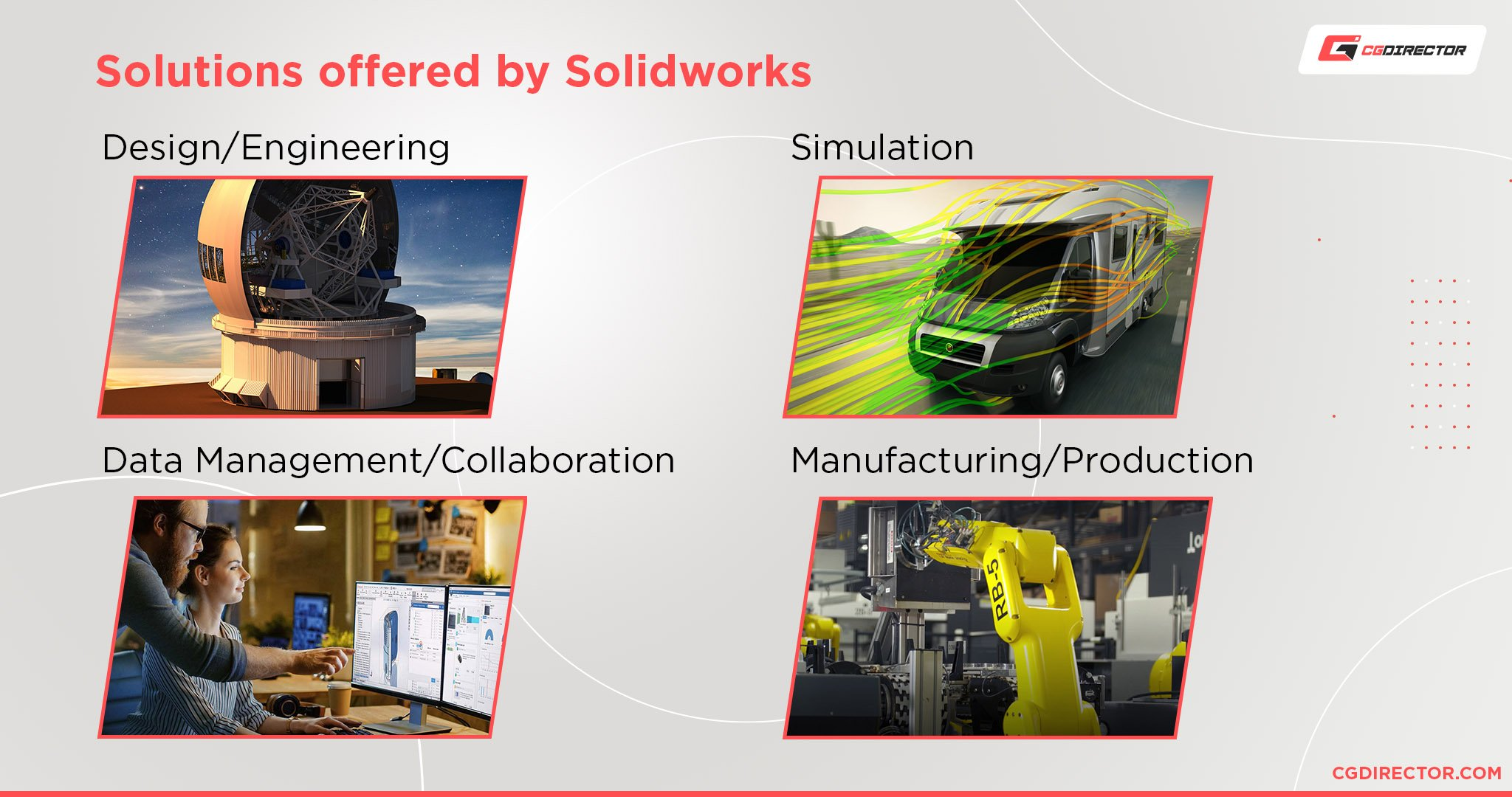 Applications of Solidworks