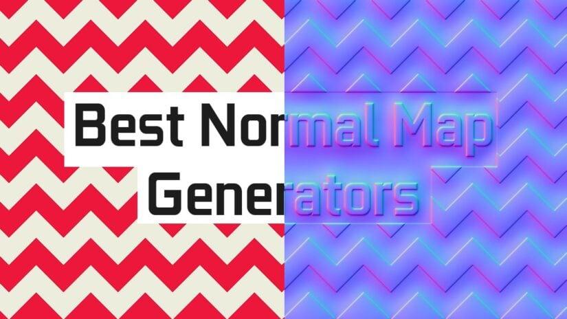 Best Normal Map Generators – Our 6 Favorite Tools