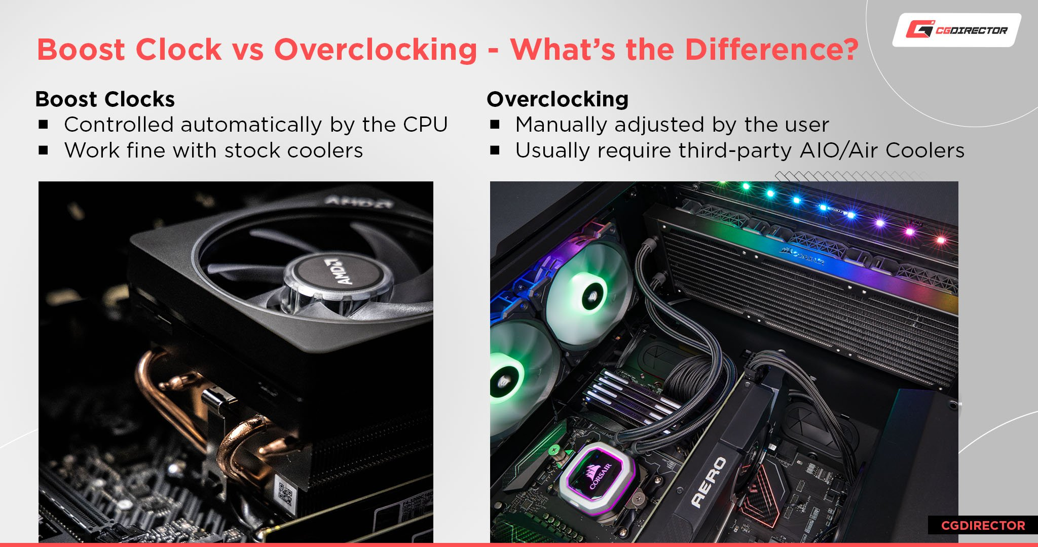 Boost Clock vs Overclocking - Whats the Difference