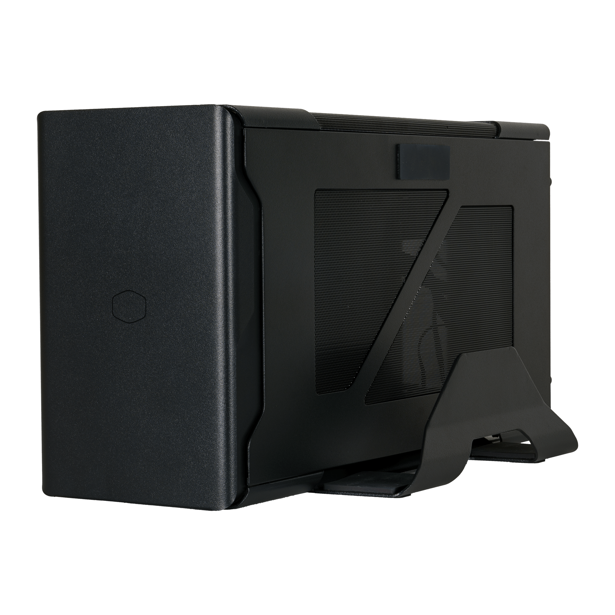 cooler master mastercase eg200 built-in USB hub and a hard drive dock