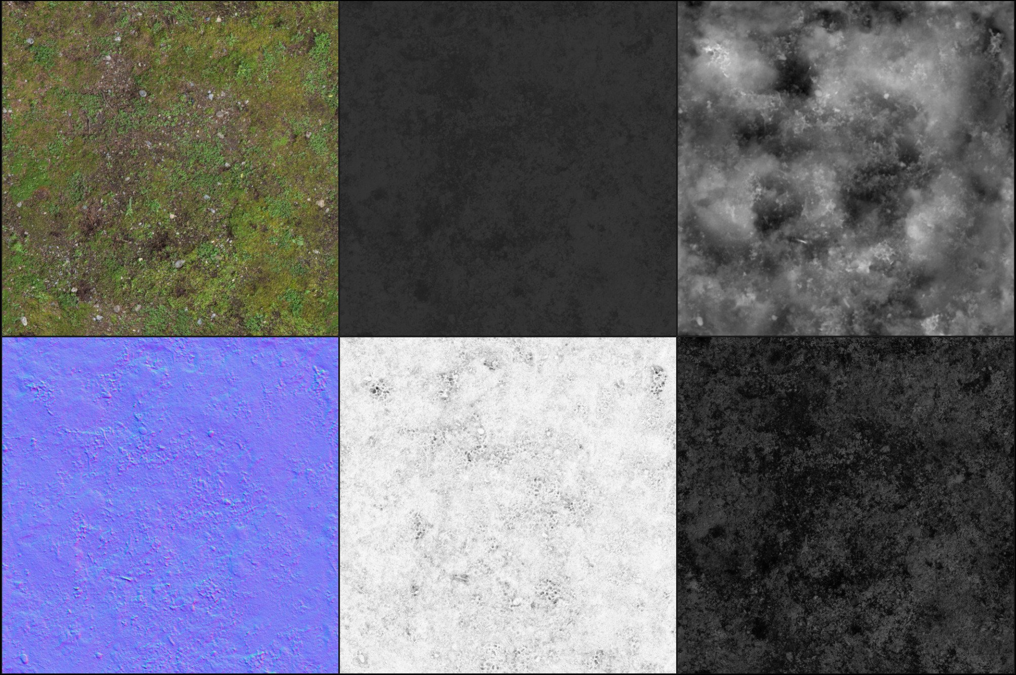 Texture Map Types