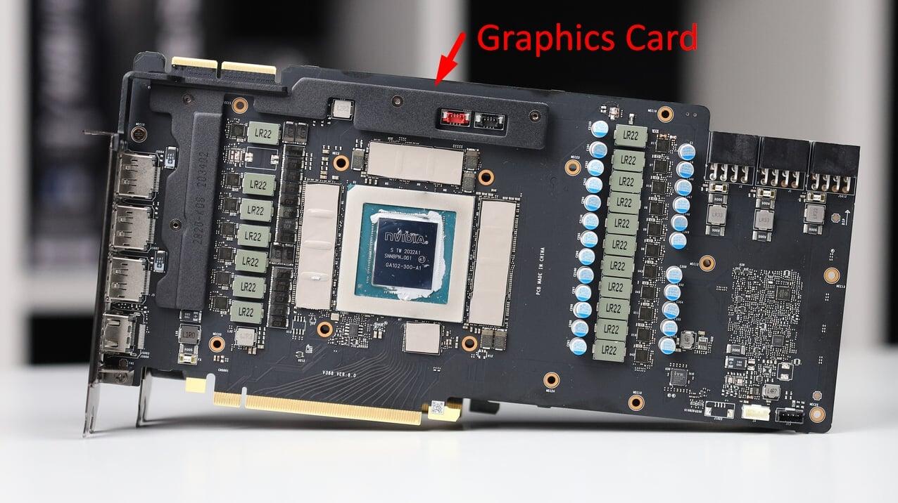 Graphics Card PCB RTX 2080Ti
